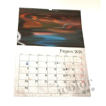 Calendario Wire-o