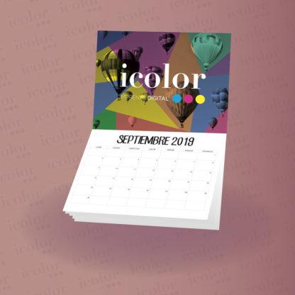 Calendario Faldilla