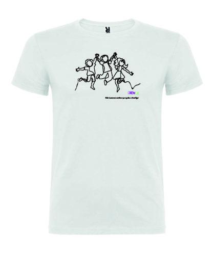 camiseta solidaria niños