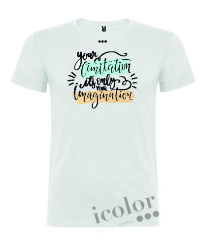 Camiseta imaginacion