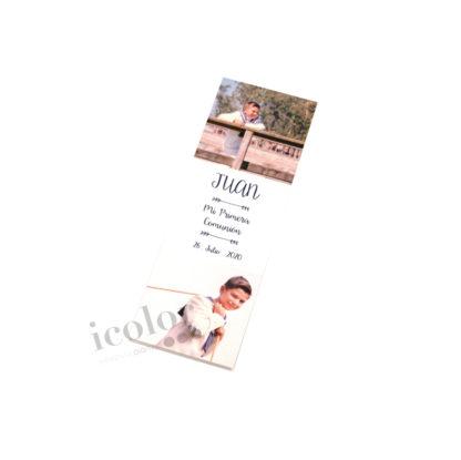 marcapagina comunión collage